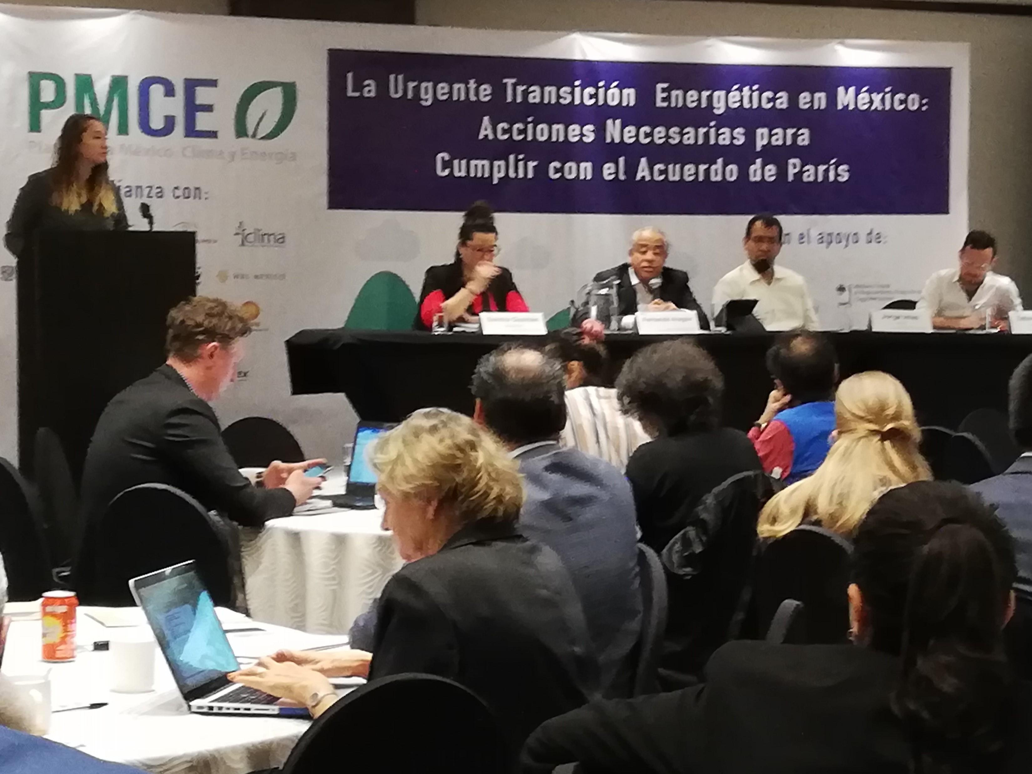 Plataforma Mexico Clima y Energía