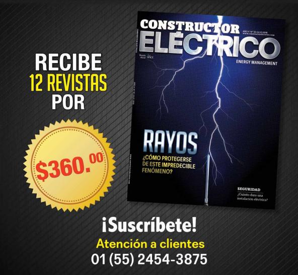 suscripción Constructor Eléctrico